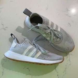 Adidas Flashback Primeknit Running Shoes Sz5.5